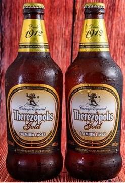 Imagem de Cerveja Therezopolis Gold 500ml